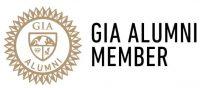 GIA alumni member logo